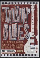 Talkin' Blues Part 1 Keith Wyatt Guitar Tuition DVD