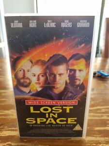 LOST IN SPACE - Matt LeBlanc- VHS