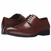 Kenneth Cole New York Men's Chief Officer Oxford Shoes | Cognac