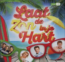 Laat de Zon in je Hart (o.a. Willy Sommers, Laura Lynn, Romeo's, ...) (2 CD)