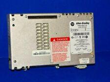 Allen Bradley 2711P-RP1A Series G PanelView Plus Logic Module AC Power