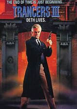 TRANCERS III: DETH LIVES Tim Thomerson DVD in Inglese NEW .cp
