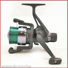 TZ40 Match Fishing Rear Drag Reel with Line Fitted for Fishing Rod