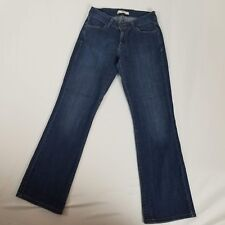 """Levis Womens Jeans 529 Curvy Boot Low Rise Stretch No Size Tag Actual 30"""" Waist"""
