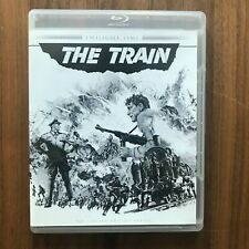 The Train (Twilight Time Blu-ray, 1964) Out Of Print Oop