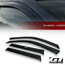 For 2001-2006 Bmw X5 E53 Sun/Rain/Wind Guard Smoke Vent Deflector Window Visors
