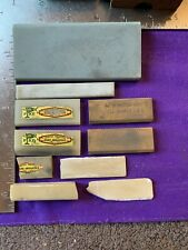 Set of Small Sharpening Stones Perfect Assortment for Jeweler + Bonus