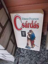 Csardas, ein Roman von Diane Pearson