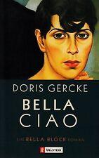 *o- BELLA ciao - ein Bella BLOCK-Roman - von Doris GERCKE  tb  (2004)