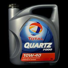 5 litros total Quartz energy 7000 10w-40 aceite del motor 10w40 aceite VW a3 b4