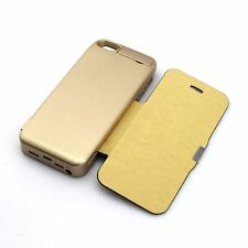 Gold Battery Case for iPhone 5s