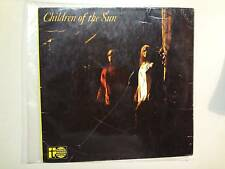 SALLYANGIE:(w/Michael & Sally Oldfield)Children Of The Sun-U.K. LP Transatlantic