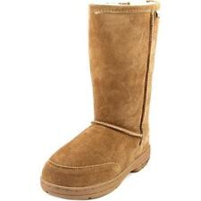 Botas de mujer de color principal marrón ante talla 37
