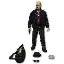 BREAKING BAD Walter White HEISENBERG Mezco TRU Figure Blue Bag Crystal Toys-r-us