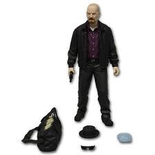 BREAKING BAD Walter White HEISENBERG Mezco TRU Figure Blue Bag Crystal Toys-r-us