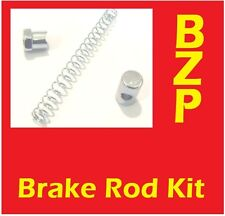 Yamaha RD250LC - Brake barrel / Spring / Nut Kit