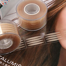 300 Pairs Adhesive Invisible Lace Double Eyelid Tape Stickers Makeup Strips