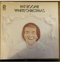 🎄 Pat Boone WHITE CHRISTMAS LP Album  - Vinyl 1979 Pickwick Record SPC-1024 🎄