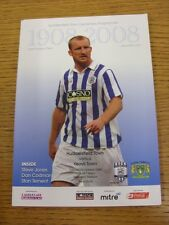 28/10/2008 Huddersfield Town v Yeovil Town  (Item In Good Condition)
