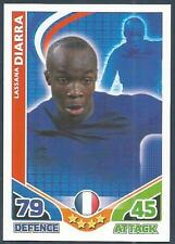 TOPPS MATCH ATTAX WORLD CUP 2010-FRANCE-LASSANA DIARRA