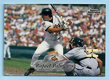 RAFAEL PALMEIRO 1998 SPORTS ILLUSTRATED FIRST EDITION 1/1