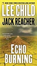 Jack Reacher: Echo Burning 5 by Lee Child (2007, Paperback)