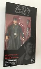 "STAR WARS BLACK SERIES DJ ( Canto Bight ) #57 Hasbro 6"" figure"