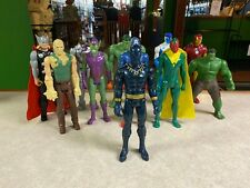 "Marvel Legends Titan Hero Series 12"" Action Figure 1/6 LOT of 11 + Black Panther"