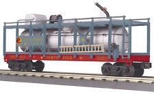 30-79543 North Pole (Snow Maker) Fire Car - MTH