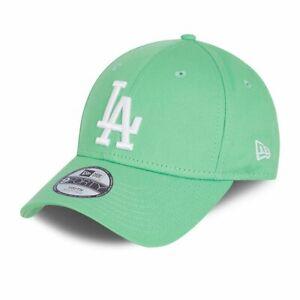 New Era Kinder 9Forty Cap - Los Angeles Dodgers mint grün