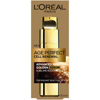 L'Oreal Age Perfect Cell Renewal Advanced Restoring Golden Serum 30ml