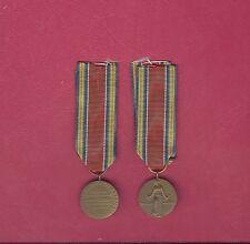 WWII Victory mini miniature Award medal