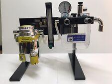 Anesthesia Machine Amp Sevoflurane Tec 3 Vaporizer Veterinary Table Top