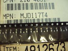 6A 50-Qty Mjd117T4 Bipolar (Bjt) Transistor Pnp 100V 2A 25Mhz 20W To-252-