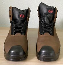 Uvex Heckel Suxxeed Offroad High Safety Work Boots  Size 11/46