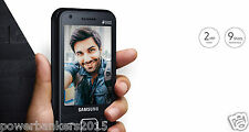 Samsung Metro XL Mobile B355E Dual Sim - Black 3.1MP Front & 2MP Rear Camera