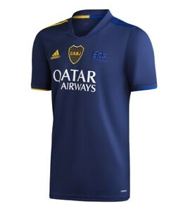 NEW Boca Juniors 2020-2021 4th Away ¨Japan¨ Soccer Jersey Aeroready Adidas