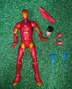 IRON MAN loose Marvel Legends Okoye series Black Panther