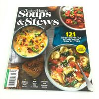 Taste of Home Magazine Soups and Stews Spring 2020 121 Recipes Brand New