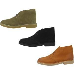 Clarks Desert Boot 2 Uomo Boots Diversi Colori Stivali