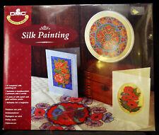 DMC Silk Painting Complete Kit : R09008 - New & Sealed