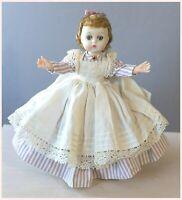 1961 Meg Little Women Doll #1225 Vintage Madame Alexander Lissy Face tagged