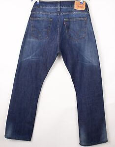 Levi's Strauss & Co Hommes 506 Standart Jeans Jambe Droite Taille W36 L32