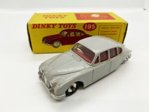 DINKY Jaguar 3.4 Saloon In good condition and boxed - Vintage & Original