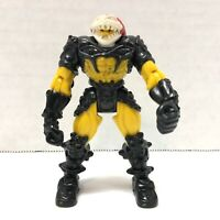 Mighty Morphin Power Rangers Gwar Action Figure Saban McDonalds 1999 Santa Hat