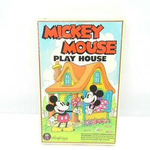 Mickey Mouse Play House Colorforms Vintage New Sealed Unopened Mickey & Minnie