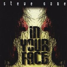 STEVE CONE - IN YOUR FACE NEW CD
