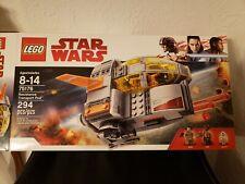 Lego Star Wars Resistance Transport Pod (75176) 💥100% Complete💥