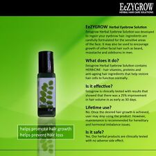 #ebayxmasinsuth Eyebrow Grower and Facial Hair Revitalizer by Eezygrow 12ml