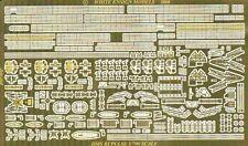 White Ensign Models 1/700 HMS Repulse Detail Set for Tamiya (1 Sheet)